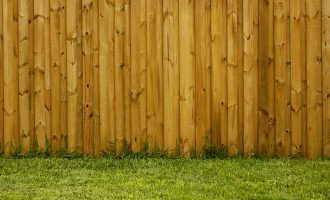 closed board fencing horsham