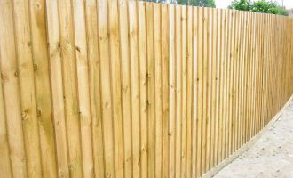 Feather Edge Fencing Fitters